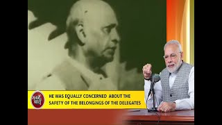 Mann Ki Baat: PM Modi remembers Sardar Patel and bats for festival tourism