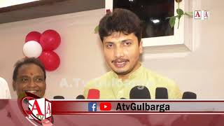 Pista Delight Sweet House Ka iftetaha Orchid Mall Gulbarga Mein A.Tv News 25-10-2019