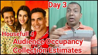 Housefull 4 Movie Audience Occupancy And Collection Estimates Day 3