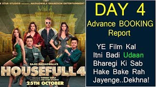 Housefull 4 Advance Booking Report Of Day 4 Monday Will Shock The Trade And Negative Reviewers