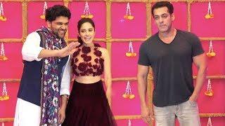 Guru Randhwa And T Series Diwali Party | Salman Khan | Kapil Sharma