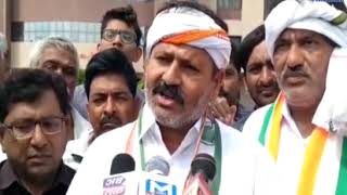 Keshod| Gujarat Kishan Congress has filed a petition with the province officer | ABTAK MEDIA