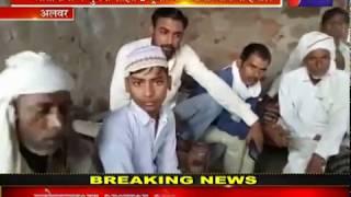 अलवर निवासी ट्रक चपलक की जम्मू-कश्मीर में हत्या,आतकियोें ने 2 ट्रकों को किया आग के हवाले