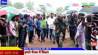 Silli,सुदेश महतो ने अपने विधानसभा क्षेत्र के हजारों ग्रामीणों संग मनाया धनतेरस और दिपावली
