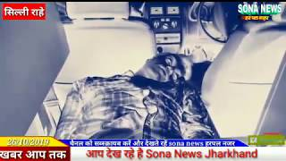Silli,Rahe,सड़क दुर्घटना में एक युवक की मौत,बकरी को बचाने के क्रम में हुयी दुर्घटना