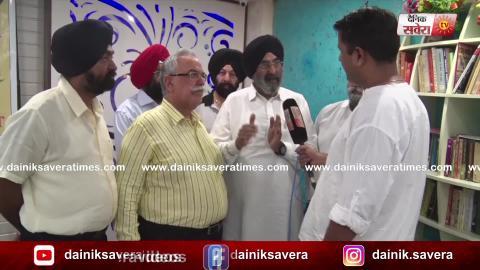 इस Sewa Society की मांग Guru Nanak Dev Ji के नाम पर हो Mohali Airport का नाम