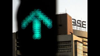 Sensex gains 100 points on firm global cues, Nifty nears 11,650; Airtel falls over 3%
