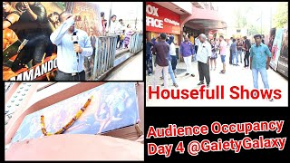 Housefull 4 Audience Occupancy Day 4 In Gaiety Galaxy Mumbai, Akshay Kumar Film Is Housefull