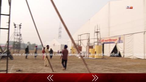 Exclusive: देखें Baba Mehta Kalu के जन्म स्थान पर 550th Gurpurb को लेकर बनाई Tent City