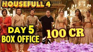 Housefull 4 | 5th Day Collection | Box Office | Akshay Kumar, Riteish, Bobby Deol
