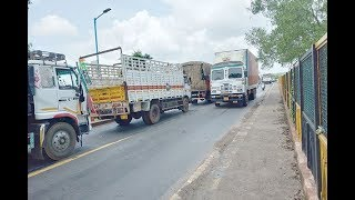 Works On Borim Bridge Expected To Finish By 30th Oct, Traffic Police Intervene To Ease Traffic Woes
