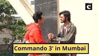 Vidyut Jammwal, Gulshan Devaiah promote 'Commando 3' in Mumbai