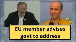 Let opposition leaders visit J&K: EU member advises govt to address 'disbalance'