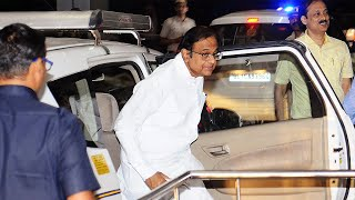 INX media case: P Chidambaram sent to judicial custody till November 13