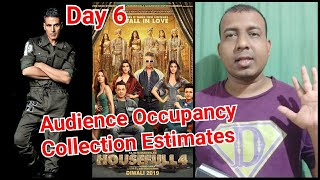 Housefull 4 Movie Audience Occupancy And Collection Estimates Day 6