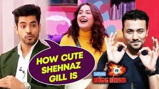 Gautam Gulati Is In Love With Shehnaz Gill; Here's Why | Bigg Boss 13 Latest Update