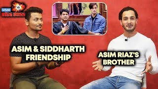 Asim Riaz's Brother Talks On Siddharth Shukla and Asim Friendship | Bigg Boss 13 Exclusive Interview