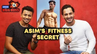 Asim Riaz's Brother REVEALS Asim's FITNESS And AB's Secret | Bigg Boss 13 Exclusive Interview