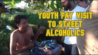 Mapusa Youth Bust Illegal Roadside Businesses Setup By Migrants, Awaken The Drunk