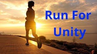 Dharmendra Pradhan participates in 'Run For Unity' in Bhubaneswar