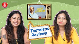 Ujda Chaman Movie Review | Tasteless Reviews | Sunny Singh | Abhishek Pathak