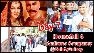 Housefull 4 Movie Audience Occupancy Day 7 At Gaiety Galaxy Is Amazing On Working Day