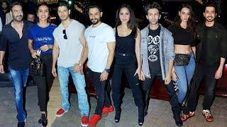 Ujda Chaman Movie Special Screening | Ajay Devgn, Kartik Aaryan, sooraj Pancholi, Patralekha