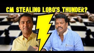Is CM On A Surgical Strike To Steal Lobo's Thunder?