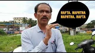 """Hafta, Naphtha - Naphtha, Hafta""; Girish Says CM Is Confused Over Stranded Vessel"