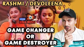 Rashmi Desai & Devoleena GAME CHANGER Or DESTROYER? | Bigg Boss 13 Charcha With Rahul Bhoj