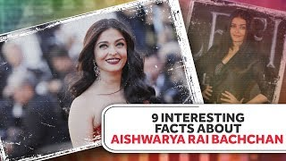 Grace personified: 9 lesser-known facts about Aishwarya Rai Bachchan
