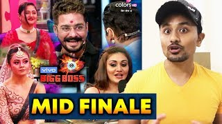 Bigg Boss 13 Mid Finale | Salman Khan | Wild Card Entries | Gauhar Khan