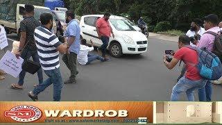 Mhadei Movement Blocks Movement, Goes Berserk!