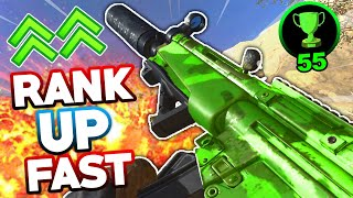 How to Rank Up & Level Fast in Modern Warfare! (Best Mode for XP)