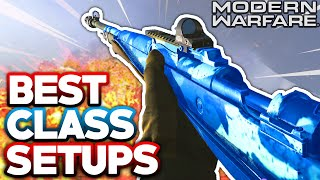 MODERN WARFARE BEST CLASS SETUPS , BEST PERKS , MW BEST GUNS & MORE COD MODERN WARFARE