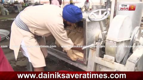 550th Guru Purab: Sultanpur Lodhi में देखिए Hazoor Sahib से आई Sangat की की सेवा
