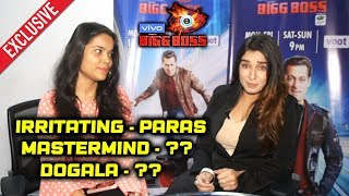 Rashmi Is DOGLI | Bigg Boss 13 Rapid Fire With Shefali Bagga | Mastermind, Irritating