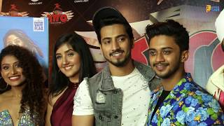 TEAM 07 Mr. Faisu, jannat zubair, Adnan ,Hasnain, Faiz, Ashnoor,On SUCCESS Of Meri Galti Song