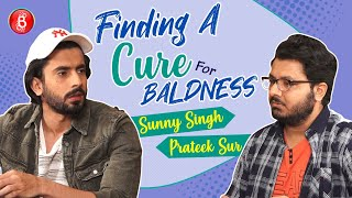 Sunny Singh's Funny Attempt At Finding A Cure For Baldness | Ujda Chaman | Goa Trip