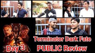 Terminator Dark Fate Movie PUBLIC Review First Show  Day 3 At Gaiety Galaxy In Mumbai