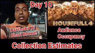 Housefull 4 Movie Audience Occupancy And Collection Estimates Day 10
