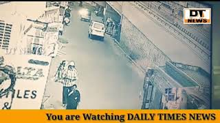 CCTV Women Died in a Road Accident | At Nalgonda X Road | Kavyia | Road Accident - DT News