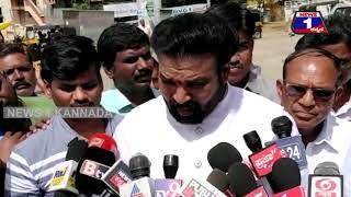 Sriramulu About DK Shivakumar Bail Grant | ಡಿ.ಕೆ.ಶಿವಕುಮಾರ್ ಜಾಮೀನು ಬಗ್ಗೆ ಶ್ರೀರಾಮುಲು