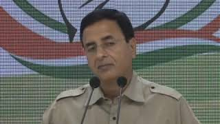 Randeep Singh Surjewala on WhatsApp-Pegasus Spying Row
