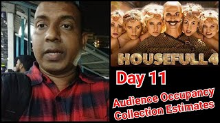 Housefull 4 Audience Occupancy And Collection Estimates Day 11