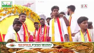 64th Karnataka Rajoyutsava Ke Mauqe Par Karnataka Yuwa Sene Ne Rally Nikali