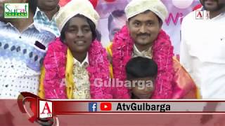 Shree Ladle Sahab Ki Taqreeb e Salgiraha Ka ineqaad Kiya Gaya A.Tv News 2-11-2019