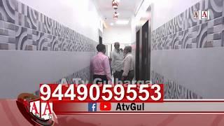 Rehan Uz Zaman Guest House Gulbarga Mein iftetaha A.Tv News 4-11-2019