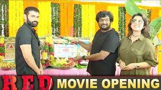 Ram's RED Movie Opening - Kishore Tirumala | Puri Jagannadh | Bhavani HD Movies