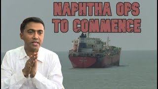 Naphtha Ops From Tuesday, International Salvagers Called In - CM Pramod Sawant